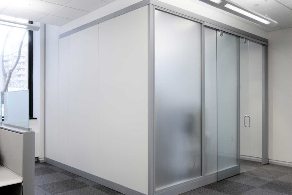 Sandblast-Privacy-Film-glass-partition